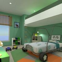 fotos mobiliar kinderzimmer beleuchtung ideen