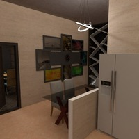 foto casa decorazioni cucina illuminazione sala pranzo idee