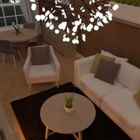 идеи декор гостиная столовая идеи