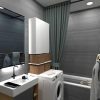 fotos apartamento mobílias casa de banho reforma despensa ideias