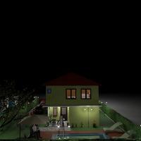 идеи дом улица освещение идеи