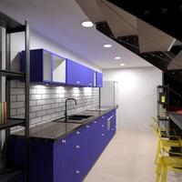 fotos muebles cocina iluminación comedor ideas