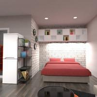 fotos dormitorio iluminación estudio ideas