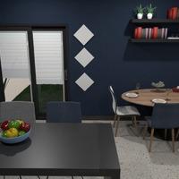 foto decorazioni cucina sala pranzo idee