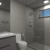 foto casa bagno illuminazione rinnovo idee