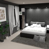 nuotraukos dekoras miegamasis idėjos