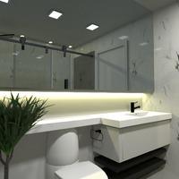 fotos apartamento decoración cuarto de baño iluminación reforma ideas