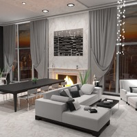 fotos dekor wohnzimmer küche esszimmer ideen