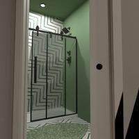 fotos mobílias banheiro escritório iluminação reforma ideias