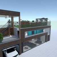 идеи дом гостиная гараж улица архитектура идеи