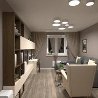 zdjęcia mieszkanie meble pokój dzienny oświetlenie przechowywanie pomysły