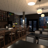 идеи квартира сделай сам кафе столовая идеи