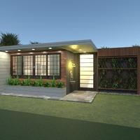 идеи дом терраса декор освещение ландшафтный дизайн идеи