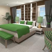 foto appartamento arredamento decorazioni camera da letto idee