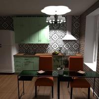 zdjęcia mieszkanie wystrój wnętrz zrób to sam kuchnia jadalnia pomysły