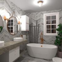 fotos apartamento mobílias decoração casa de banho iluminação ideias