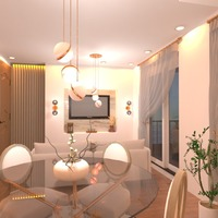 fotos apartamento quarto cozinha iluminação ideias