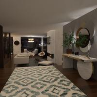 photos appartement meubles décoration eclairage entrée idées