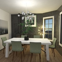 foto casa decorazioni illuminazione famiglia sala pranzo idee