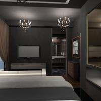 nuotraukos butas dekoras vonia miegamasis idėjos