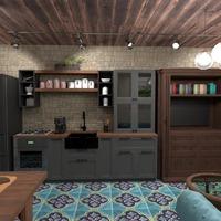 идеи квартира мебель гостиная кухня идеи