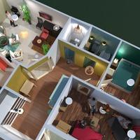 fotos apartamento casa salón comedor ideas