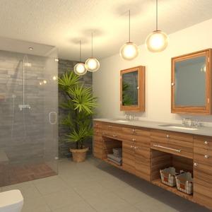 идеи квартира дом декор ванная освещение идеи