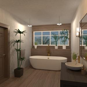 идеи квартира дом ванная освещение идеи