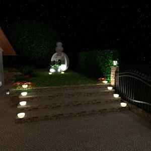 photos terrace furniture decor outdoor lighting ideas