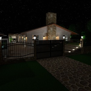 photos house terrace furniture decor outdoor lighting ideas