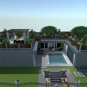 photos apartment house terrace furniture landscape ideas