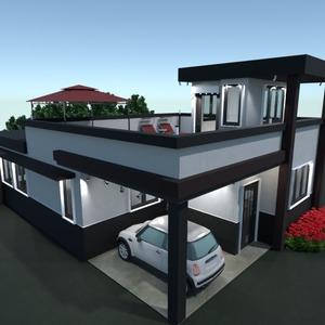 photos maison eclairage paysage maison architecture idées