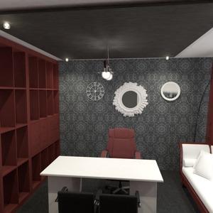 fotos mobílias decoração escritório arquitetura despensa ideias