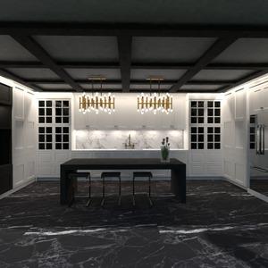 fotos wohnzimmer küche beleuchtung esszimmer architektur ideen