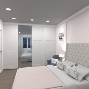 fotos apartamento decoración dormitorio iluminación reforma ideas