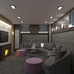 photos apartment house furniture decor living room lighting renovation ideas