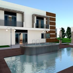 photos maison terrasse extérieur architecture idées