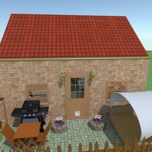 fotos casa mobílias decoração faça você mesmo área externa iluminação paisagismo arquitetura patamar ideias