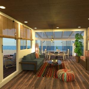 foto casa veranda saggiorno paesaggio sala pranzo idee