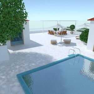 photos maison terrasse extérieur idées