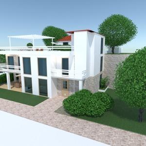 zdjęcia dom na zewnątrz remont krajobraz pomysły