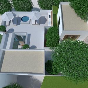 zdjęcia dom taras kuchnia na zewnątrz architektura pomysły