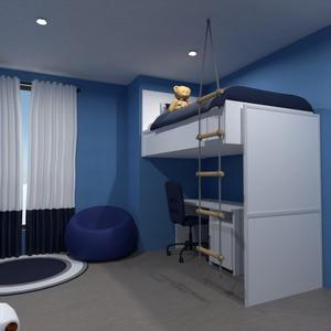fotos habitación infantil iluminación ideas