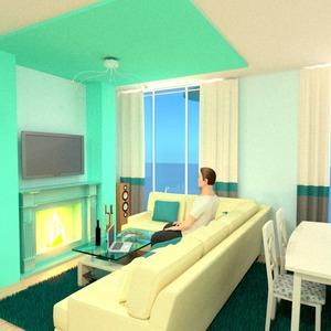 photos appartement meubles décoration salon cuisine eclairage studio idées