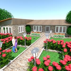 photos house outdoor landscaping ideas