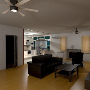 nuotraukos namas svetainė garažas virtuvė valgomasis studija idėjos