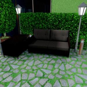 photos terrace furniture outdoor lighting ideas