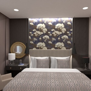 fotos apartamento dormitório iluminação reforma ideias