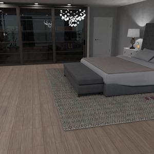 fotos apartamento casa decoração dormitório quarto ideias