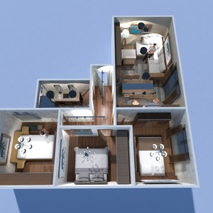 nuotraukos butas dekoras vonia miegamasis svetainė idėjos